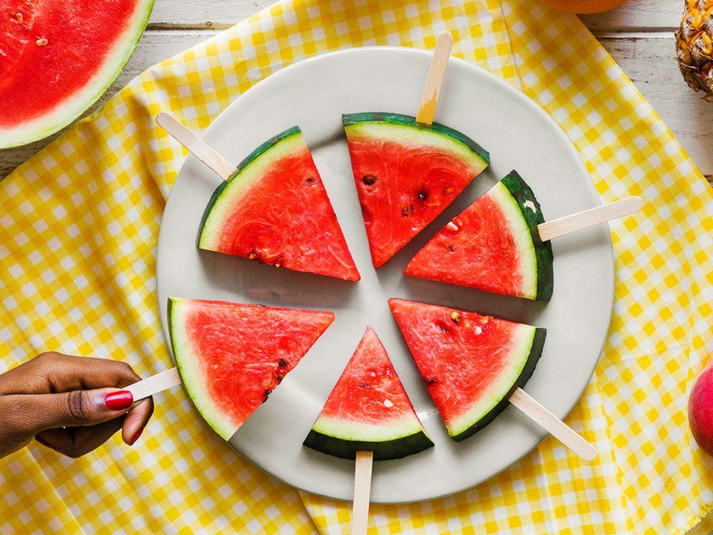 O poder da melancia