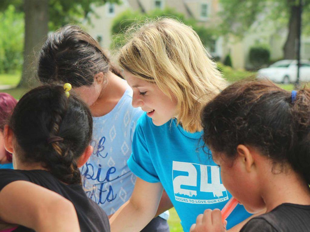 Voluntariado e o bem estar por boas ações
