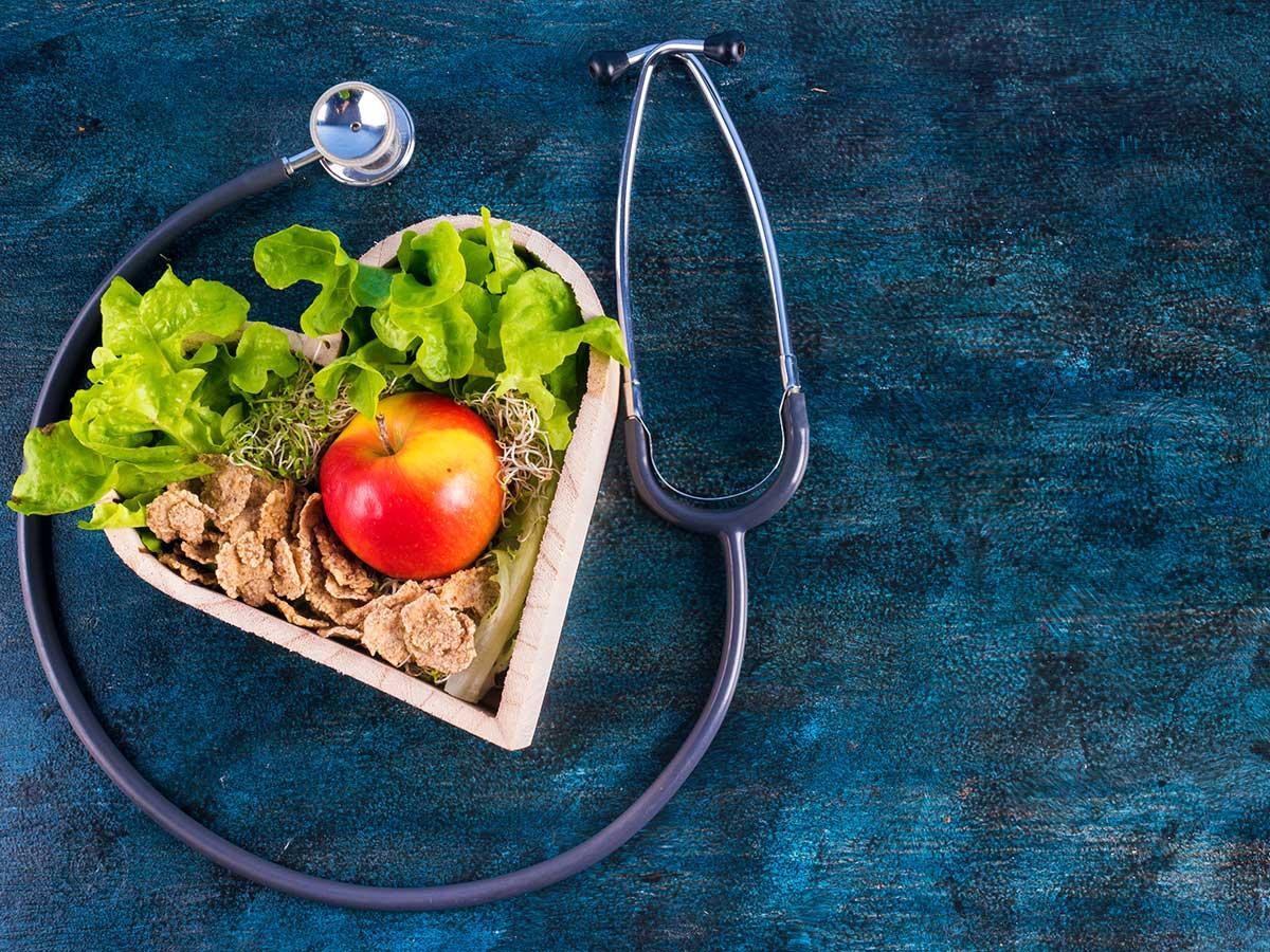 Nutrição no controle da pressão arterial