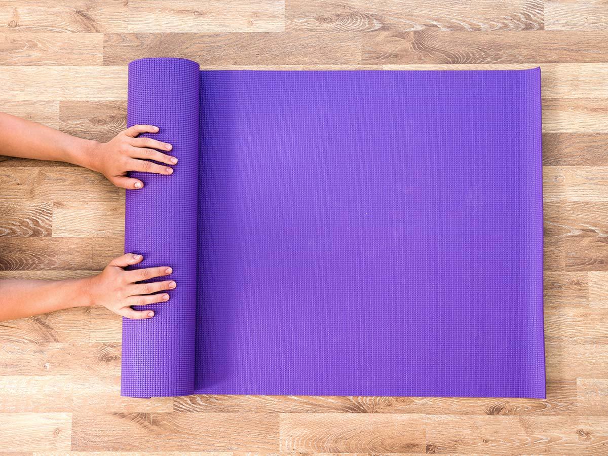 Relaxamento com Yoga