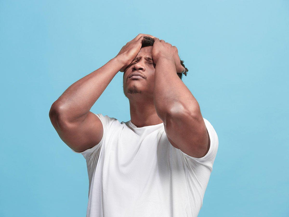 🔴 Principais reclamações: Cefaléia tensional sem tomar remédio