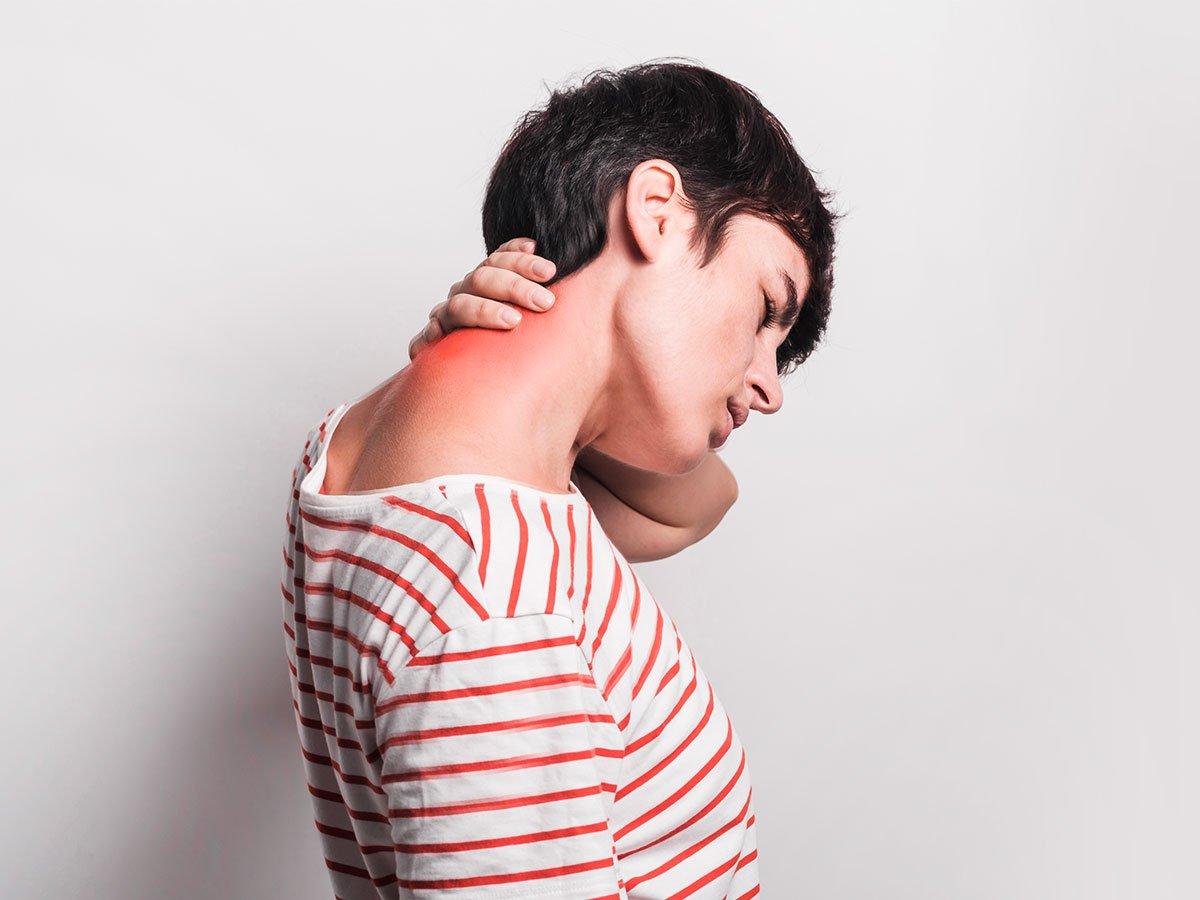 🔴 Principais reclamações: Dor no pescoço e agora?