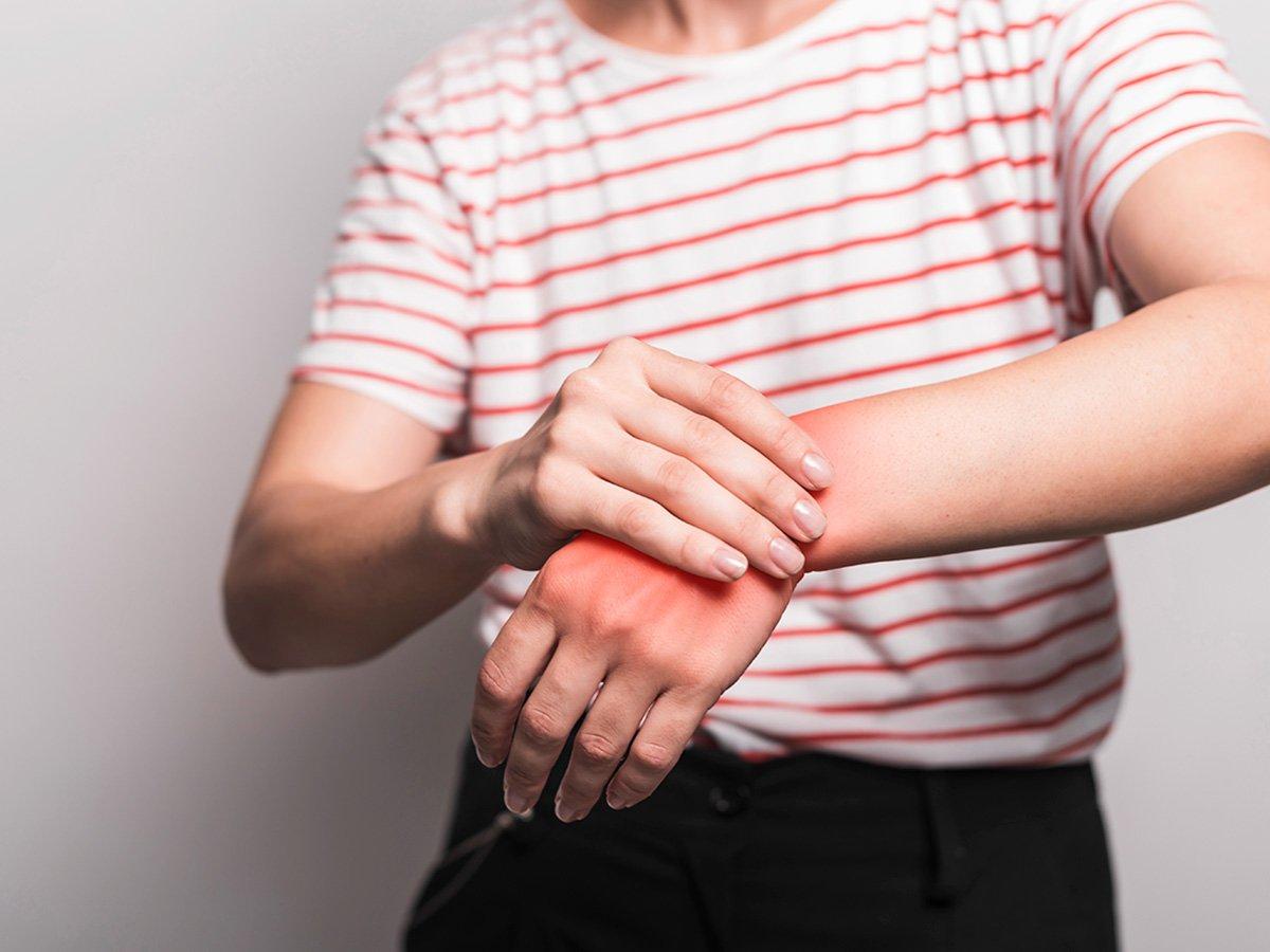 🔴 Principais reclamações: Dor no punho, o que fazer?