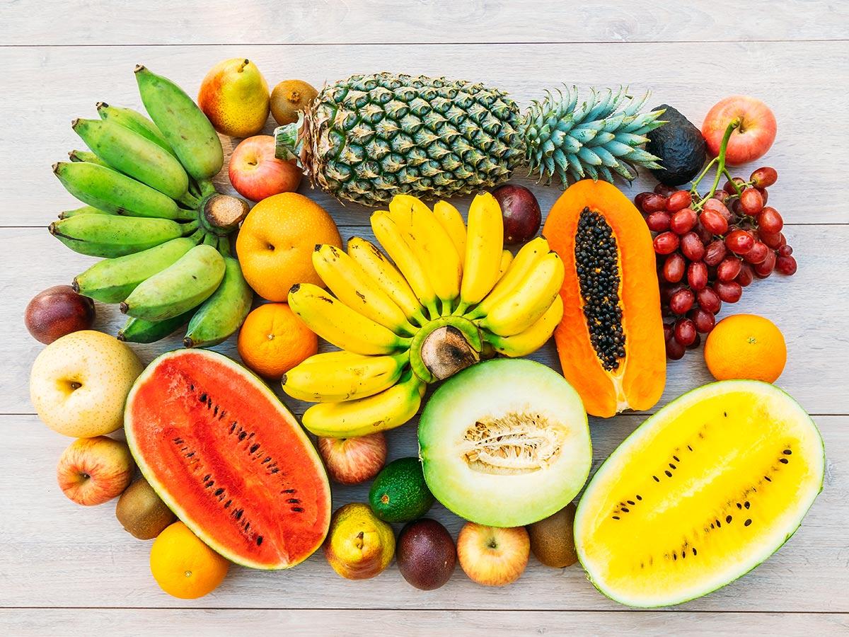Porque consumir frutas todos os dias?