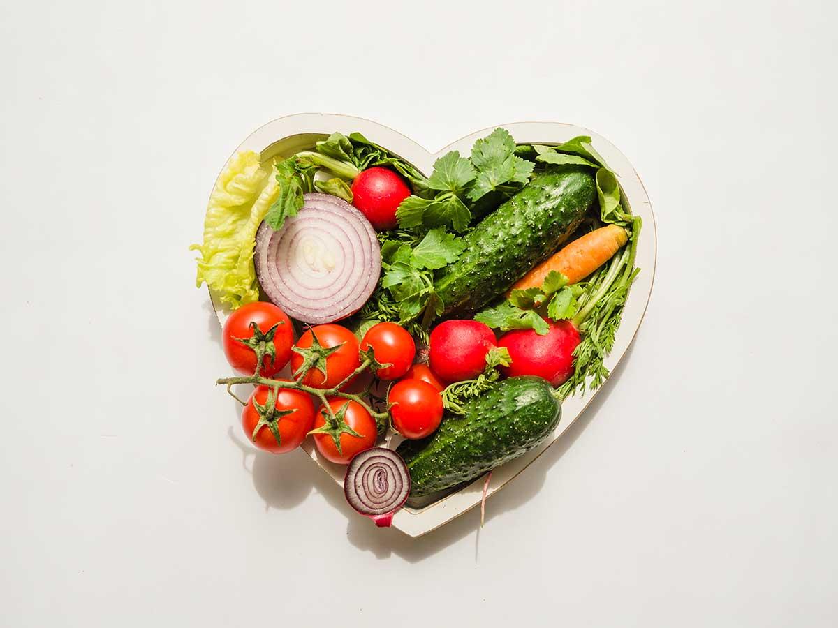 Os quatro Pilares da qualidade de vida: Alimentação