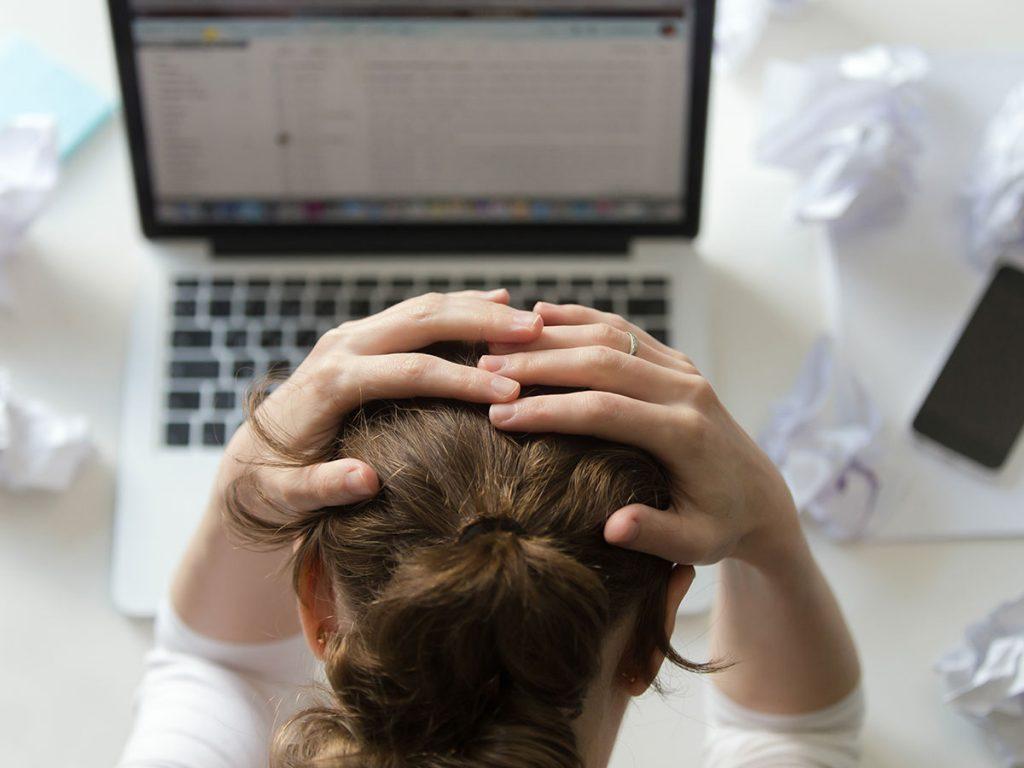 Sindrome de Burnout ou Sindrome do Esgotamento Profissional