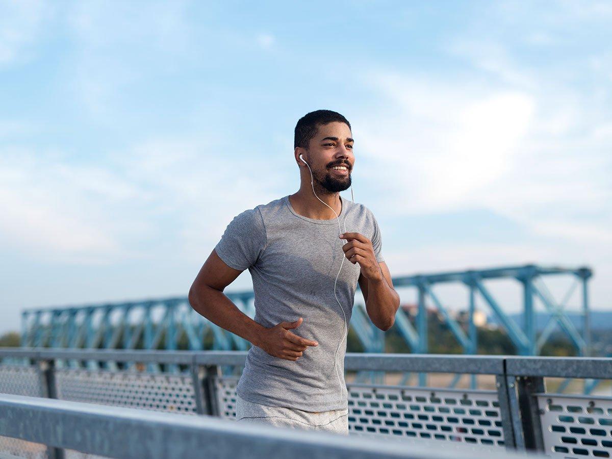 Os quatro pilares para a qualidade de vida: Atividade física.